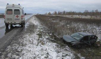 В ДТП в Саткинском районе погиб пенсионер
