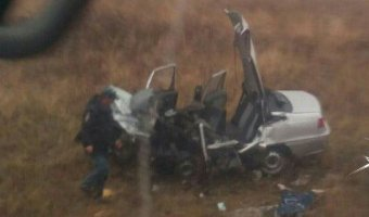 В ДТП в Башкирии погибли две женщины