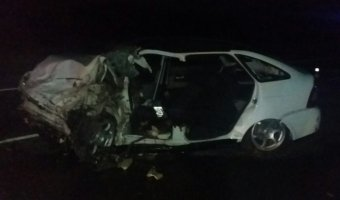 В ДТП в Крыму погиб человек
