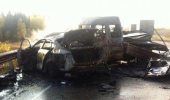 В Прикамье в ДТП погибли два человека