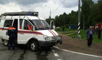 В ДТП с грузовиком на Кубани погибли три человека