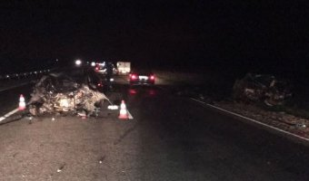 На Кубани водитель без прав устроил ДТП с двумя погибшими