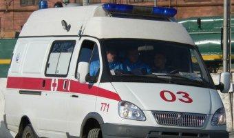 В Рязани автомобиль сбил ребенка на пешеходном переходе