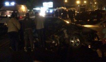 В ночном ДТП в Воронеже погибли два человека