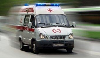 В Кизеле ВАЗ сбил двух девочек