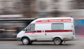В Кузбассе полицейский на служебном УАЗе сбил мальчика