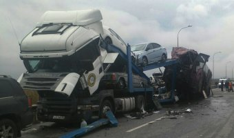 В ДТП с автобусом «Москва – Ереван» погибли пять человек