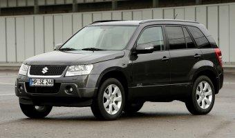 Suzuki Grand Vitara не вернется в Россию