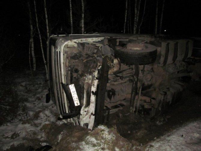 В ДТП в Меленковском районе погибла молодая женщина-водитель (2)