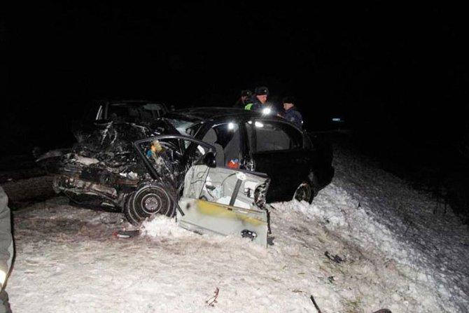 В Нижегородской области в ДТП погиб годовалый малыш (2)