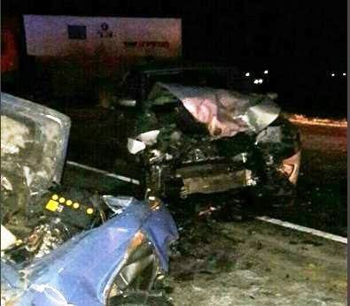 В тройном ДТП в Татарстане погиб человек (3)