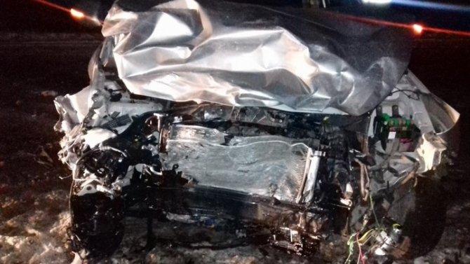 В ДТП в Ковровском районе погибли два человека (4)