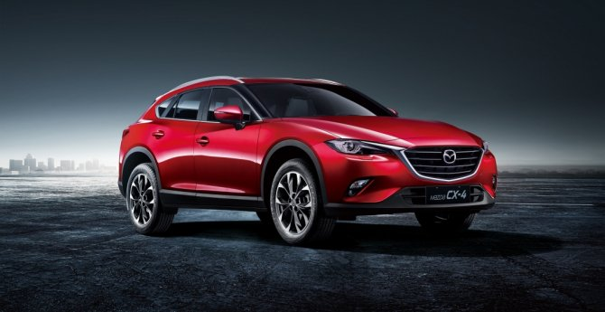 Mazda CX-4 (3)