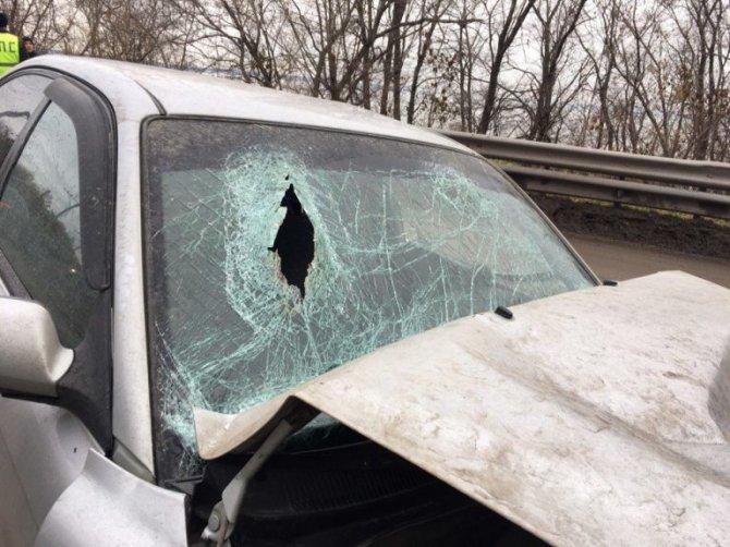В ДТП на «грузовой восьмерке» в Ульяновске пострадали 11 человек (4)