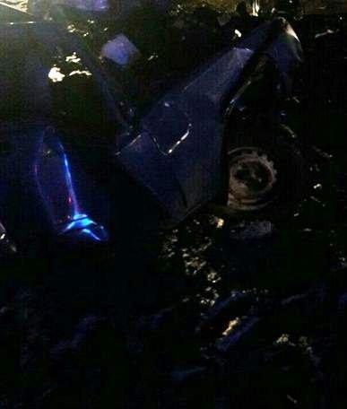 В тройном ДТП в Татарстане погиб человек (2)