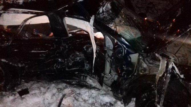 В ДТП в Ковровском районе погибли два человека (2)