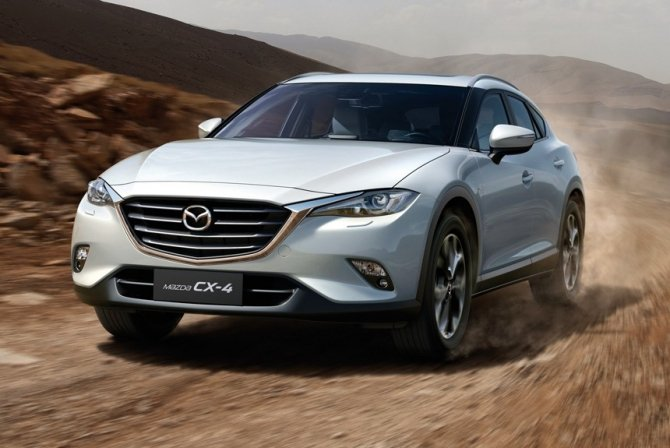 Mazda CX-4 (6)