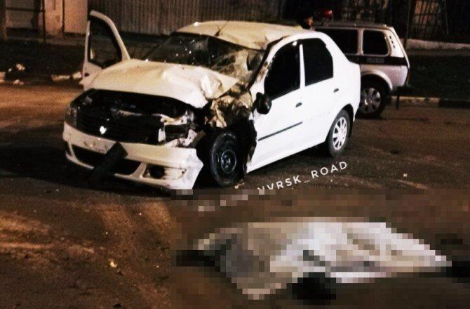 В Новороссийске в ДТП с мотоциклом погибли два человека (4)