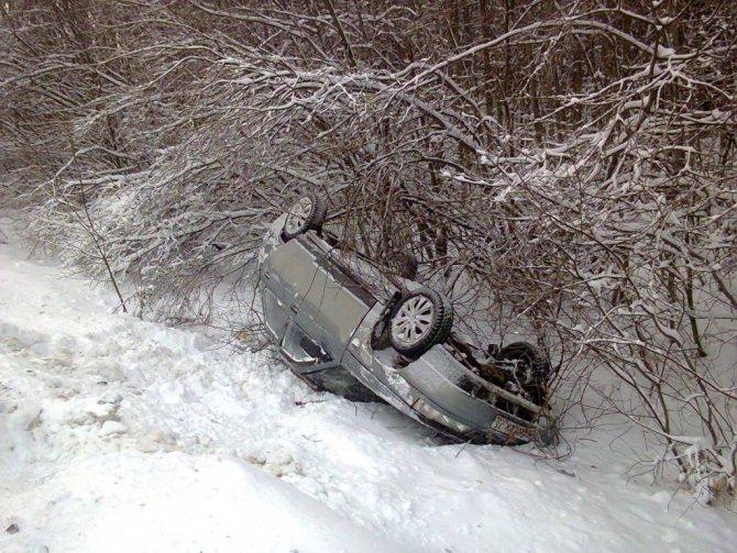 В ДТП в Шекснинском районе погибла женщина (2)