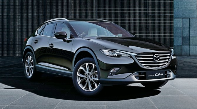 Mazda CX-4 (10)