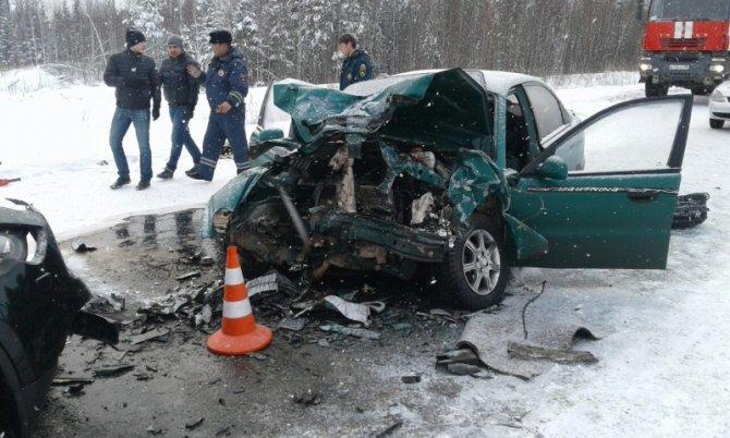 В ДТП в Нефтеюганском районе погиб человек (1)