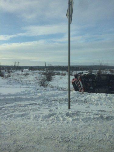 В ДТП под Тулуном погиб водитель УАЗа (2)