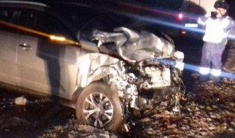 В ДТП в Ковровском районе погибли два человека