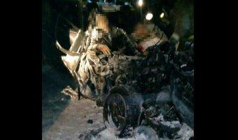 В ДТП с автобусом в Кузбассе погибли четыре человека