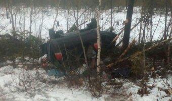 На трассе «Кола» в ДТП погиб водитель иномарки
