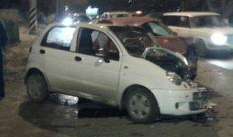 В Саратове в массовом ДТП пострадали люди