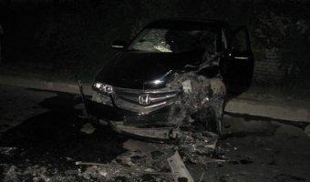 В Воронеже разыскивается виновник ДТП с семью пострадавшими