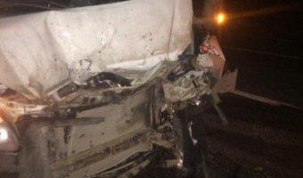 В Тверской области водитель КамАЗа сбежал после смертельного ДТП