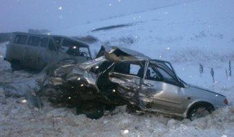 В ДТП в Балезинском районе Удмуртии погиб молодой водитель