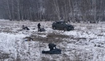 В ДТП в Башкирии пострадали трое детей