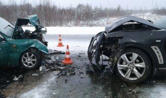 В ДТП в Нефтеюганском районе погиб человек