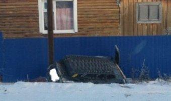 В ХМАО насмерть разбился водитель снегохода