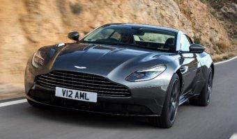 В Москве представили новый Aston Martin DB11