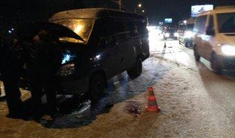 В Сыктывкаре «Газель» насмерть сбила пешехода