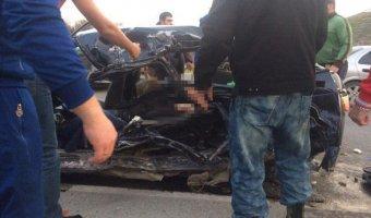 В ДТП под Анапой погибли двое взрослых и ребенок