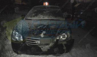 Пьяный водитель насмерть сбил пешехода в Кирове