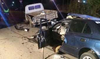 В ДТП в Аксайском районе погибли два человека