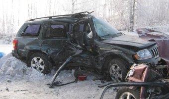 В ДТП в Челябинской области погибли молодые супруги
