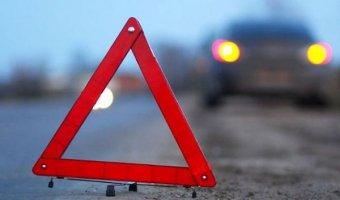 В ДТП с маршруткой в Петербурге пострадали семь человек