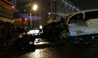 В Армавире в ДТП с маршруткой погиб человек