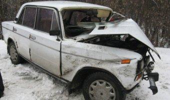 В ДТП в Починковском районе погибла молодая девушка