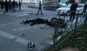В Новороссийске в ДТП погиб мотоциклист
