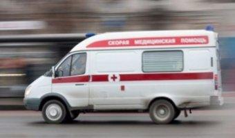 В Краснодаре в ДТП серьезно пострадал мотоциклист