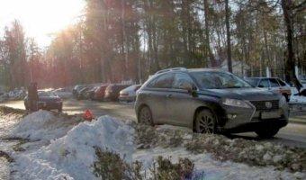 В Новомосковске в ДТП пострадал 9-летний мальчик