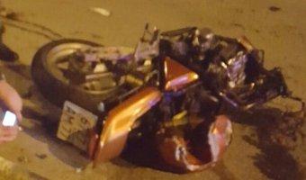 В Новороссийске в ДТП с мотоциклом погибли два человека