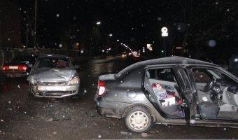 В ДТП в Великих Луках пострадала женщина